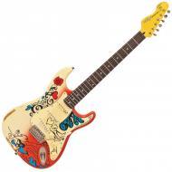 V6MRHDX THOMAS BLUG SIGNATURE električna gitara  - SUMMER OF LOVE