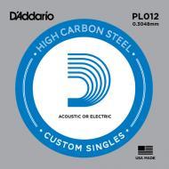 PL012 pojedinačna žica za električnu / akustičnu gitaru