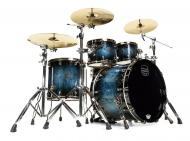Saturn V SV529XBMSL 4-piece set - Exotic Deep Water Maple Burl
