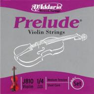 Set žica za violinu Medium Tension Prelude - J810 1/4