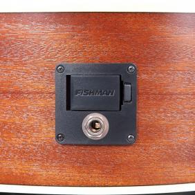 VE440VB HISTORIC SERIES 'ORCHESTRA' ELECTRO-ACOUSTIC GUITAR - VINTAGE BURST - 3