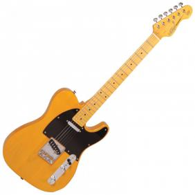 V52BS REISSUED - BUTTERSCOTCH električna gitara - 1
