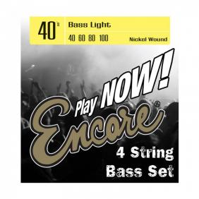 EBS40 NICKEL WOUND SET ŽICA ZA BAS GITARU - LIGHT - 1