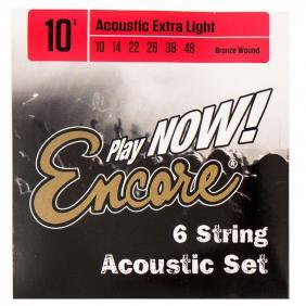 EWS10 Set žica za akustičnu gitaru - 1