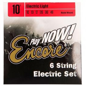 EES10 Set žica za električnu gitaru - LIGHT - 1