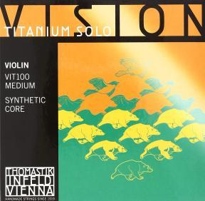 VIT100 Vision Titanium Solo set žica za violinu - 1