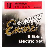 EES10 Set žica za električnu gitaru - LIGHT