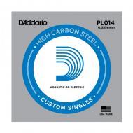 PL014 pojedinačna žica za električnu / akustičnu gitaru