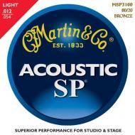 Acoustic SP MSP3100 Žice za akustičnu gitaru