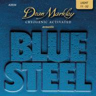 DM2034 BLUE STEEL CRYOGENIC LIGHT 11-52 SET ŽICA ZA AKUSTIČNU GITARU