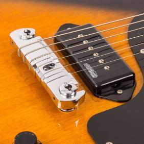 V120TB REISSUED - TWO TONE SUNBURST električna gitara - 5
